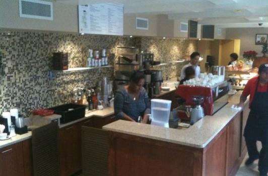 Lot 38 Espresso Bar - Navy Yard DC