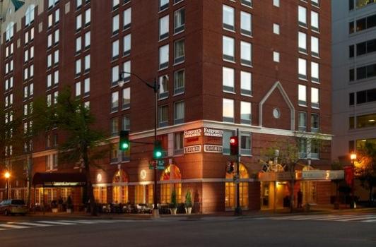 Fairfield Inn & Suites Suites - Chinatown DC