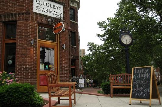 Tonic Restaurant - Foggy Bottom DC