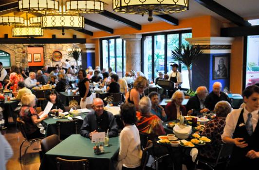 Cafe Rio In Arlington Va