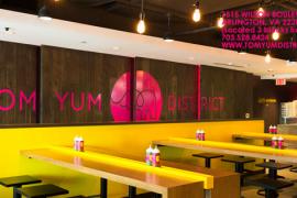 Tom Yum District -- Rosslyn VA
