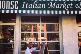 Alphonse Italian Market - U St DC