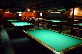 Atomic Billards - Cleveland Park DC