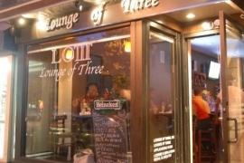 Lounge of Three - U St DC