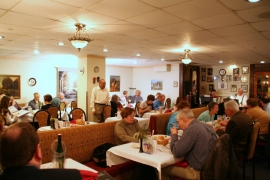 Cafe Mozart - Mcpherson Sq DC