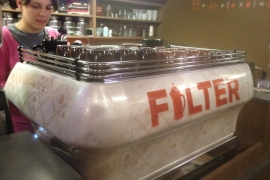 Filter Coffeehouse - Foggy Bottom DC