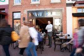 Ambar Restaurant - Barracks Row DC