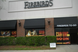 Firebirds Wood Fired Grill - Leesburg VA