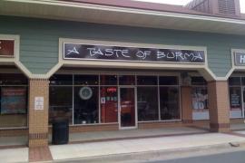 A Taste of Burma @ Sterling