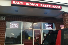Balti Indian Restaurant @ Sterling