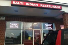 Balti Indian Restaurant @ Sterling