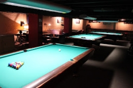 Bedrock Billiards - Columbia Heights DC
