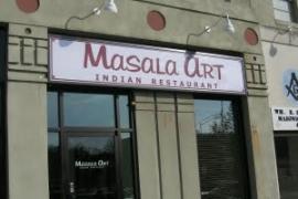 Masala Art - Tenleytown DC