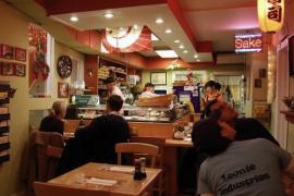 Momo Sushi & Cafe @ Alexandria