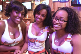 Hooters - Chinatown DC