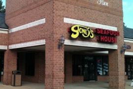 Stoney's Seafood House - Prince Frederick MD