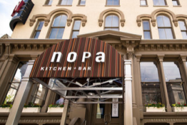 Nopa Kitchen + Bar - Penn Quarter DC