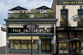Ri Ra Irish Pub - Georgetown DC
