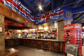 Union Jack's - Columbia MD