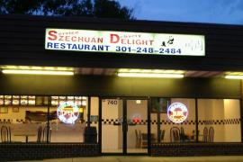 Szechuan Delight - Ft Washington MD