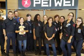 Pei Wei - Tampa Airport