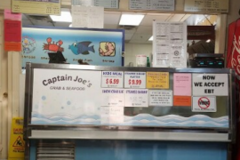 Captain Joe Crab & Seafood