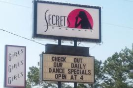Secrets Cabaret