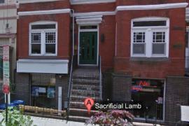 Sacrificial Lamb Kabobs - Dupont Circle DC