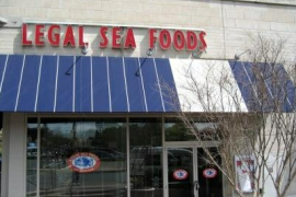 Legal Sea Foods - Crystal City VA