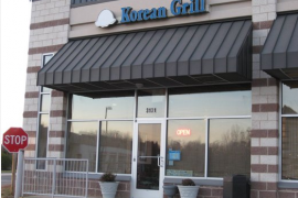 Korean Grill @ Woodbridge