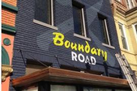 Boundary Road DC