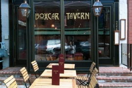 The Boxcar Tavern