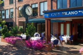 Cafe Milano - Georgetown DC