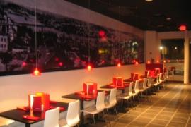 TurCuisine Dining Area