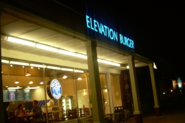 Elevation Burger - Falls Church VA