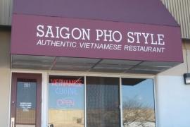 Saigon Pho Style - Herndon VA