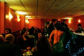 Tangier Restaurant and Hookah Lounge - Adams Morgan DC
