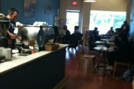Flying Fish Coffee & Tea - Mt Pleasant DC
