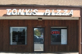 Tony's New York Pizza - Manassas VA