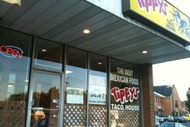 Tippy's Taco House - Fairfax VA