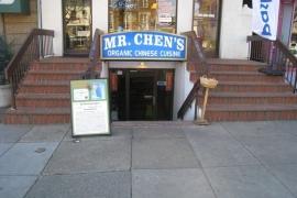 Mr Chen's Organic Chinese