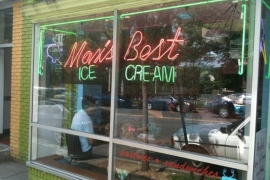 Max's Best Ice Cream - Glover Park DC