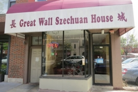 Great Wall Szechuan House - Logan Circle DC