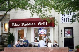 Rice Paddies Grill @ Bethesda, MD