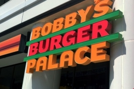 Bobby's Burger Palace - Downtown DC