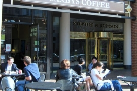 Saxbys Coffee - Dupont Circle DC