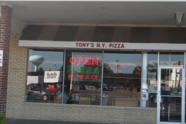 Tony's New York Pizza/Manassas