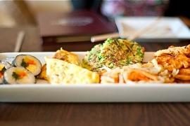 Korean Brunch Plate