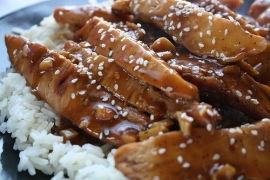 AZN Teriyaki Chicken @