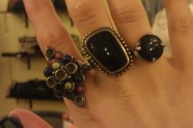 Rings @ Black Eyed Susie